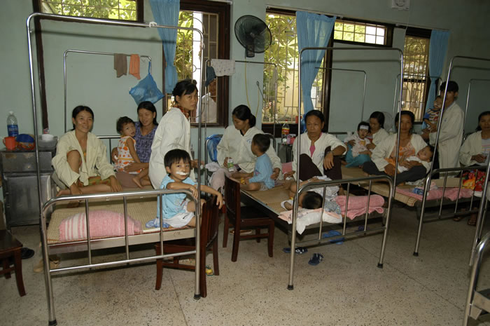 Hospitaal visite9